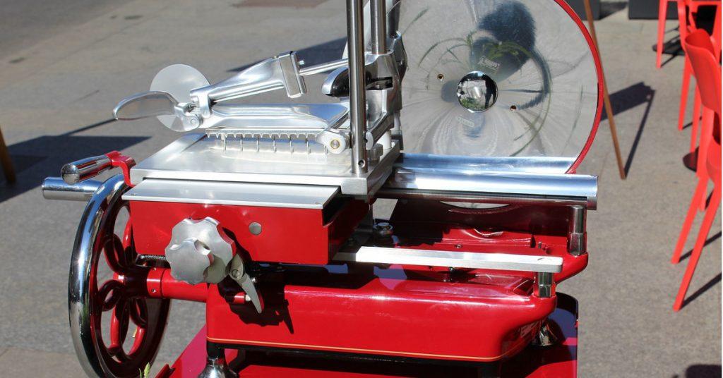 cortafiambres cortadora embutidos maquina de cortar fiambre bosch descuento precio