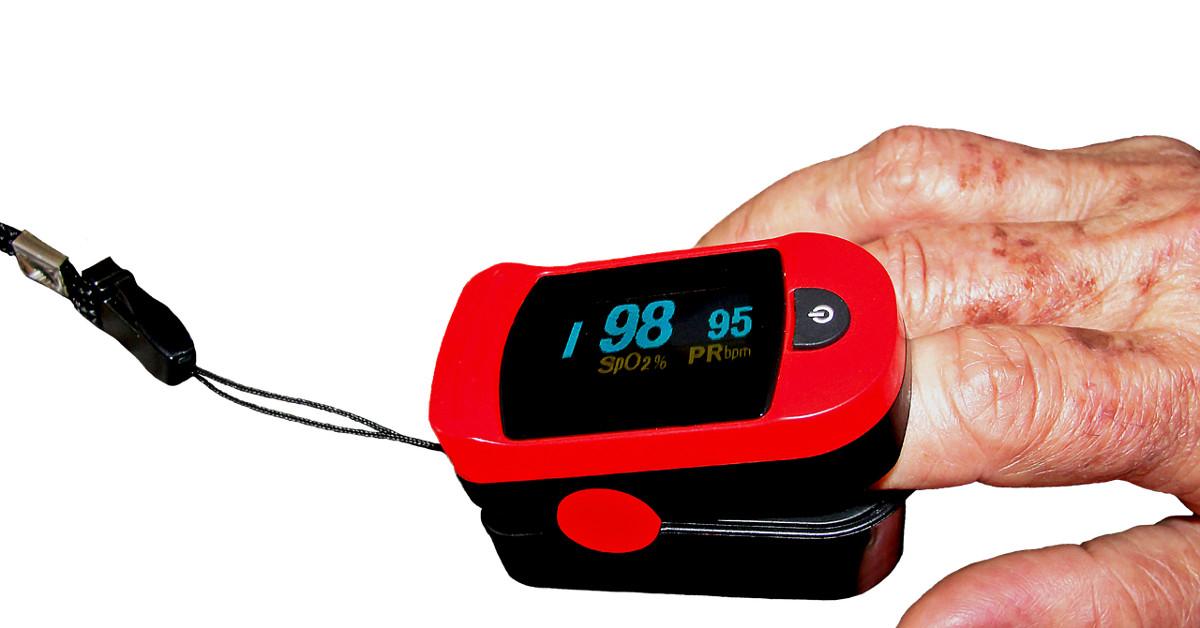 oximetro de pulso de dedo pulsioximetro saturimetro oxigeno sangre medidor comprar tienda online